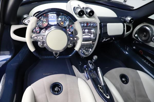 Used 2014 Pagani Huayra for sale Call for price at Alfa Romeo of Westport in Westport CT 06880 17
