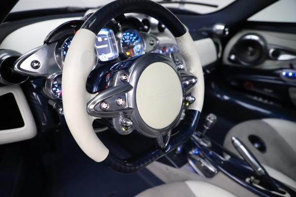 Used 2014 Pagani Huayra for sale Call for price at Alfa Romeo of Westport in Westport CT 06880 18