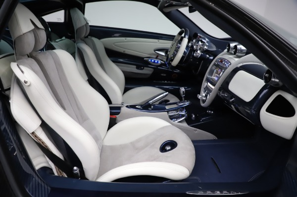 Used 2014 Pagani Huayra for sale Call for price at Alfa Romeo of Westport in Westport CT 06880 22