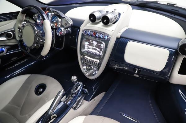 Used 2014 Pagani Huayra for sale Call for price at Alfa Romeo of Westport in Westport CT 06880 24