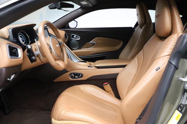 Used 2018 Aston Martin DB11 V8 for sale $151,900 at Alfa Romeo of Westport in Westport CT 06880 13