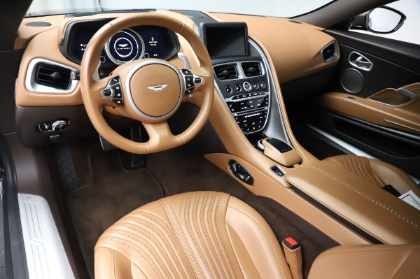 Used 2018 Aston Martin DB11 V8 for sale $151,900 at Alfa Romeo of Westport in Westport CT 06880 14