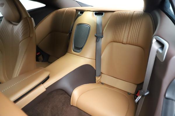 Used 2018 Aston Martin DB11 V8 for sale $151,900 at Alfa Romeo of Westport in Westport CT 06880 16