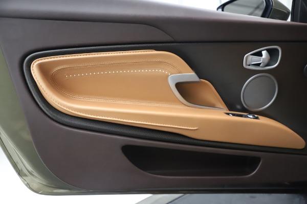 Used 2018 Aston Martin DB11 V8 for sale $151,900 at Alfa Romeo of Westport in Westport CT 06880 17