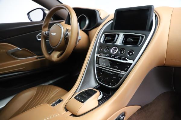 Used 2018 Aston Martin DB11 V8 for sale $151,900 at Alfa Romeo of Westport in Westport CT 06880 19