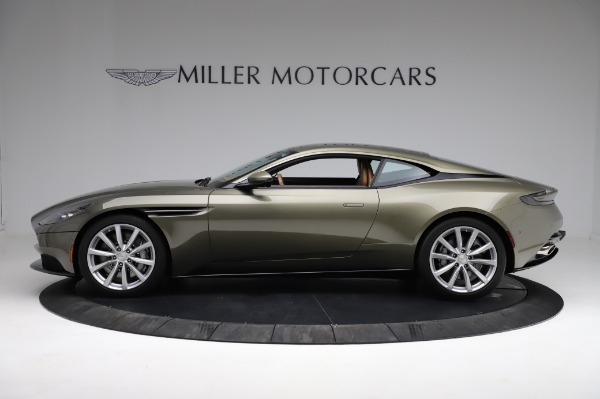 Used 2018 Aston Martin DB11 V8 for sale $151,900 at Alfa Romeo of Westport in Westport CT 06880 2