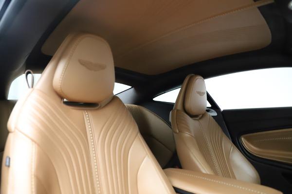 Used 2018 Aston Martin DB11 V8 for sale $151,900 at Alfa Romeo of Westport in Westport CT 06880 20