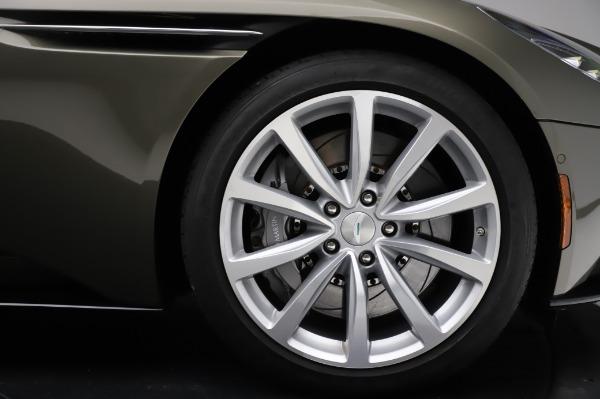 Used 2018 Aston Martin DB11 V8 for sale $151,900 at Alfa Romeo of Westport in Westport CT 06880 21