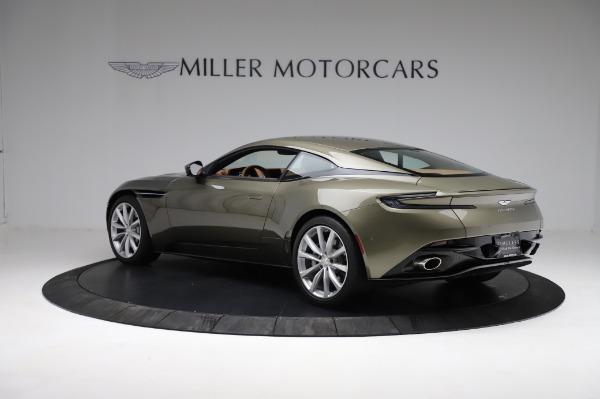 Used 2018 Aston Martin DB11 V8 for sale $151,900 at Alfa Romeo of Westport in Westport CT 06880 3