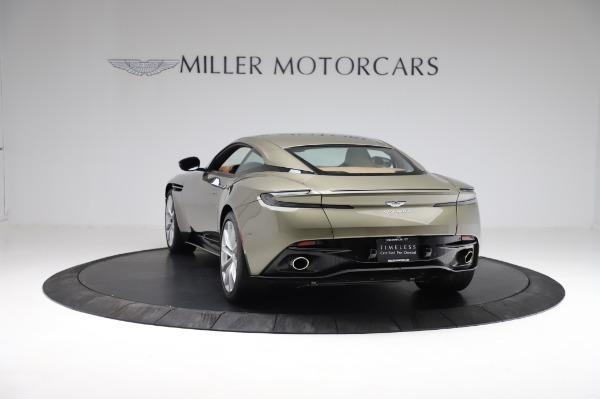 Used 2018 Aston Martin DB11 V8 for sale $151,900 at Alfa Romeo of Westport in Westport CT 06880 4