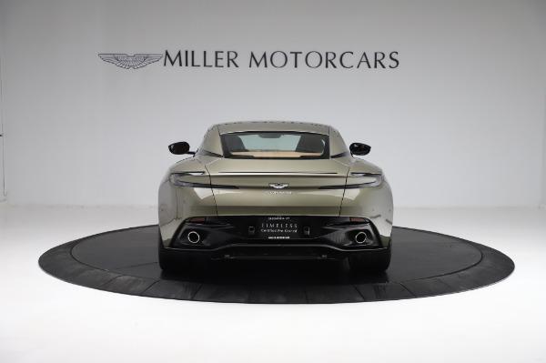 Used 2018 Aston Martin DB11 V8 for sale $151,900 at Alfa Romeo of Westport in Westport CT 06880 5