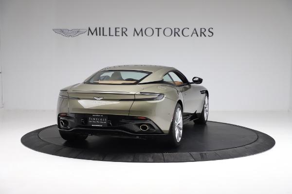 Used 2018 Aston Martin DB11 V8 for sale $151,900 at Alfa Romeo of Westport in Westport CT 06880 6