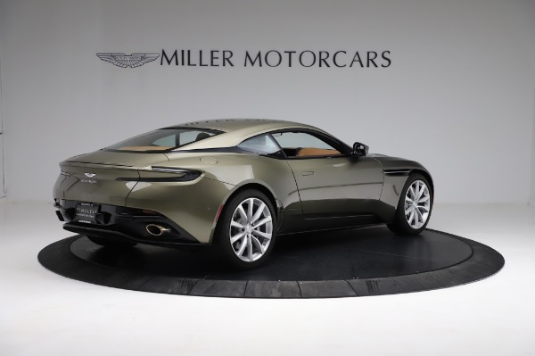 Used 2018 Aston Martin DB11 V8 for sale $151,900 at Alfa Romeo of Westport in Westport CT 06880 7