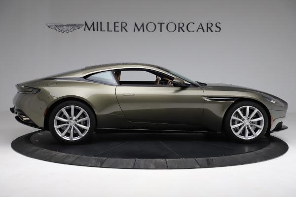 Used 2018 Aston Martin DB11 V8 for sale $151,900 at Alfa Romeo of Westport in Westport CT 06880 8