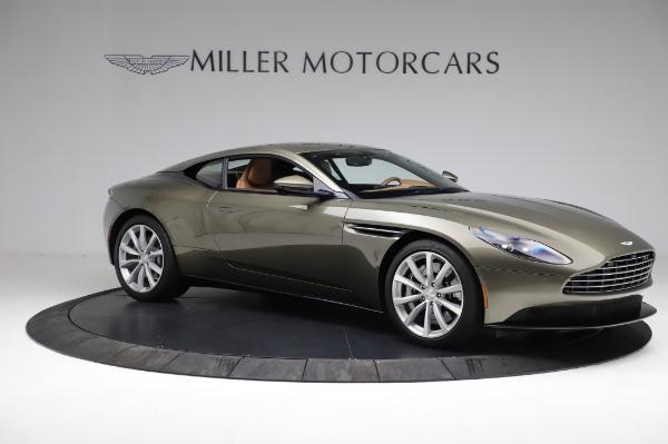 Used 2018 Aston Martin DB11 V8 for sale $151,900 at Alfa Romeo of Westport in Westport CT 06880 9