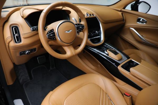 New 2021 Aston Martin DBX for sale $207,886 at Alfa Romeo of Westport in Westport CT 06880 13