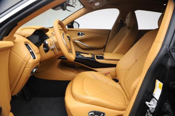 New 2021 Aston Martin DBX for sale $207,886 at Alfa Romeo of Westport in Westport CT 06880 14