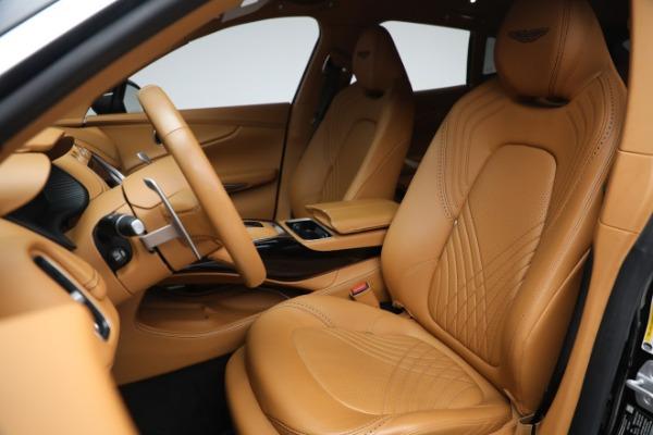 New 2021 Aston Martin DBX for sale $207,886 at Alfa Romeo of Westport in Westport CT 06880 15