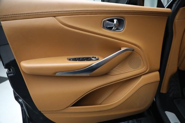 New 2021 Aston Martin DBX for sale $207,886 at Alfa Romeo of Westport in Westport CT 06880 16