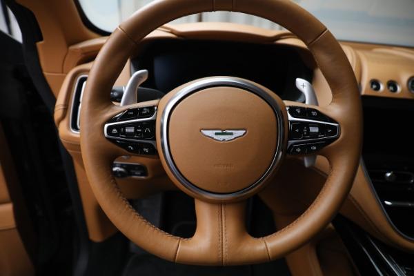 New 2021 Aston Martin DBX for sale $207,886 at Alfa Romeo of Westport in Westport CT 06880 17