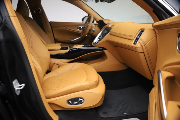 New 2021 Aston Martin DBX for sale $207,886 at Alfa Romeo of Westport in Westport CT 06880 20