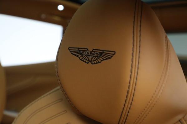 New 2021 Aston Martin DBX for sale $207,886 at Alfa Romeo of Westport in Westport CT 06880 23
