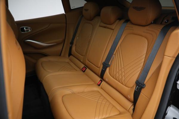New 2021 Aston Martin DBX for sale $207,886 at Alfa Romeo of Westport in Westport CT 06880 24
