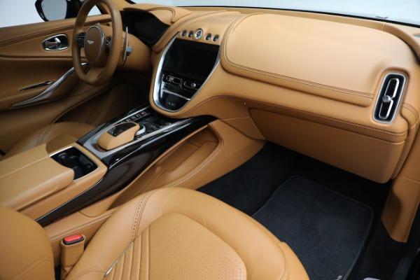 New 2021 Aston Martin DBX for sale $207,886 at Alfa Romeo of Westport in Westport CT 06880 26