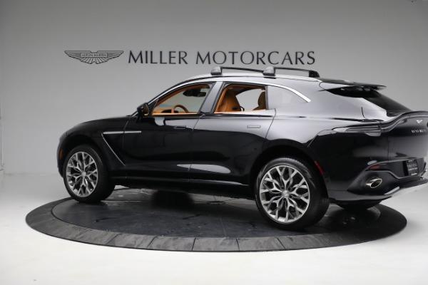 New 2021 Aston Martin DBX for sale $207,886 at Alfa Romeo of Westport in Westport CT 06880 3