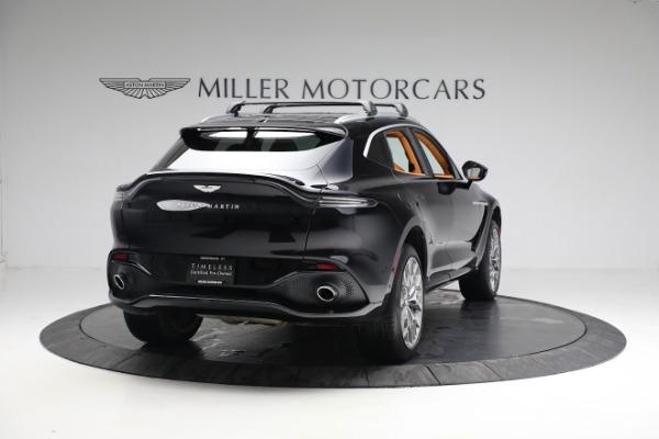 New 2021 Aston Martin DBX for sale $207,886 at Alfa Romeo of Westport in Westport CT 06880 6