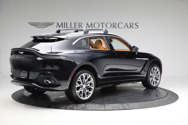 New 2021 Aston Martin DBX for sale $207,886 at Alfa Romeo of Westport in Westport CT 06880 7