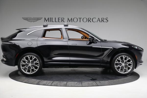 New 2021 Aston Martin DBX for sale $207,886 at Alfa Romeo of Westport in Westport CT 06880 8