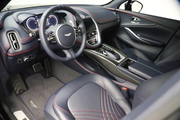 New 2021 Aston Martin DBX for sale $213,086 at Alfa Romeo of Westport in Westport CT 06880 13