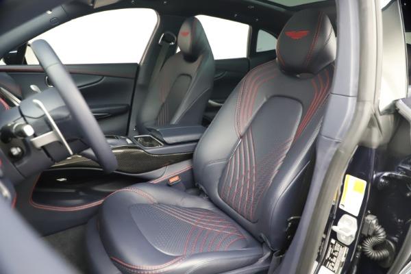 New 2021 Aston Martin DBX for sale $213,086 at Alfa Romeo of Westport in Westport CT 06880 15