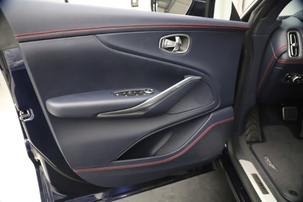 New 2021 Aston Martin DBX for sale $213,086 at Alfa Romeo of Westport in Westport CT 06880 16