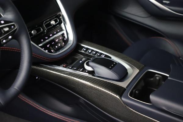 New 2021 Aston Martin DBX for sale $213,086 at Alfa Romeo of Westport in Westport CT 06880 17