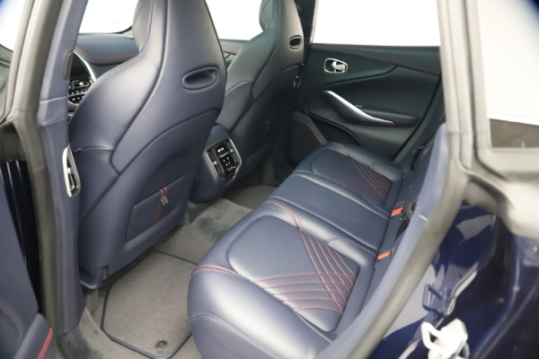 New 2021 Aston Martin DBX for sale $213,086 at Alfa Romeo of Westport in Westport CT 06880 19
