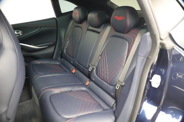 New 2021 Aston Martin DBX for sale $213,086 at Alfa Romeo of Westport in Westport CT 06880 20