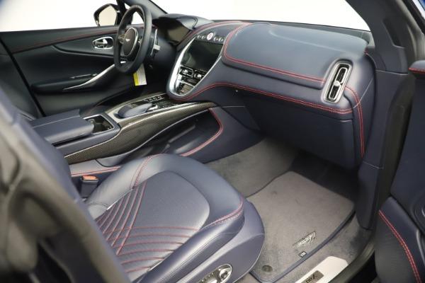 New 2021 Aston Martin DBX for sale $213,086 at Alfa Romeo of Westport in Westport CT 06880 21