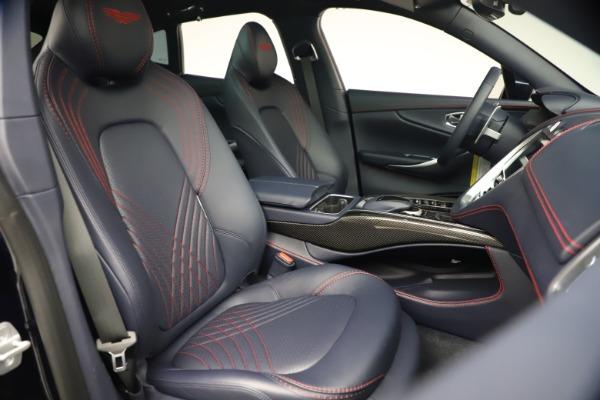 New 2021 Aston Martin DBX for sale $213,086 at Alfa Romeo of Westport in Westport CT 06880 23