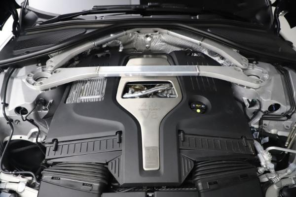 New 2021 Aston Martin DBX for sale $213,086 at Alfa Romeo of Westport in Westport CT 06880 25