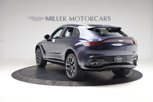 New 2021 Aston Martin DBX for sale $213,086 at Alfa Romeo of Westport in Westport CT 06880 4