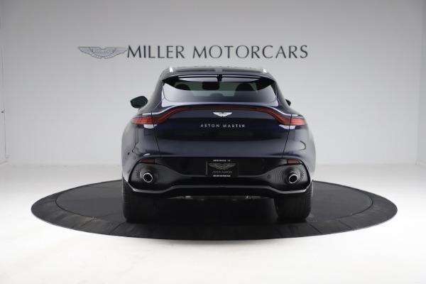 New 2021 Aston Martin DBX for sale $213,086 at Alfa Romeo of Westport in Westport CT 06880 5