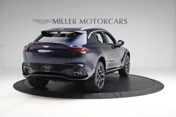 New 2021 Aston Martin DBX for sale $213,086 at Alfa Romeo of Westport in Westport CT 06880 6