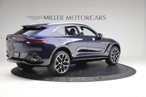 New 2021 Aston Martin DBX for sale $213,086 at Alfa Romeo of Westport in Westport CT 06880 7