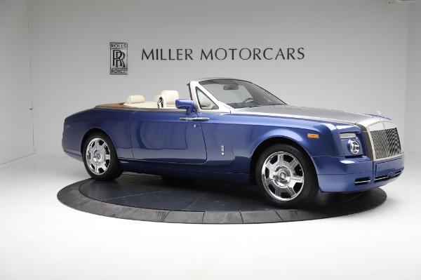 Used 2009 Rolls-Royce Phantom Drophead Coupe for sale $219,900 at Alfa Romeo of Westport in Westport CT 06880 10