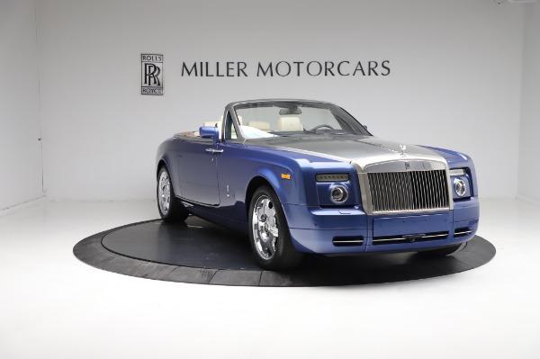 Used 2009 Rolls-Royce Phantom Drophead Coupe for sale $219,900 at Alfa Romeo of Westport in Westport CT 06880 11
