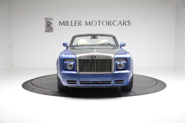 Used 2009 Rolls-Royce Phantom Drophead Coupe for sale $219,900 at Alfa Romeo of Westport in Westport CT 06880 12