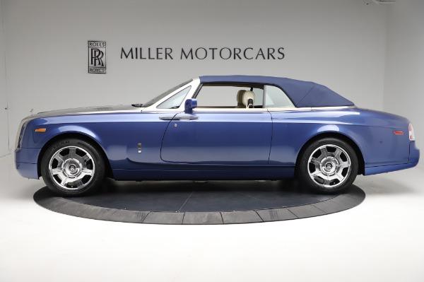 Used 2009 Rolls-Royce Phantom Drophead Coupe for sale $219,900 at Alfa Romeo of Westport in Westport CT 06880 14