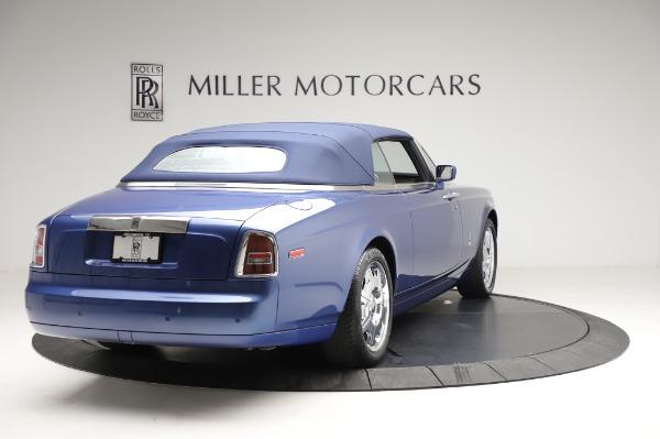 Used 2009 Rolls-Royce Phantom Drophead Coupe for sale $219,900 at Alfa Romeo of Westport in Westport CT 06880 16